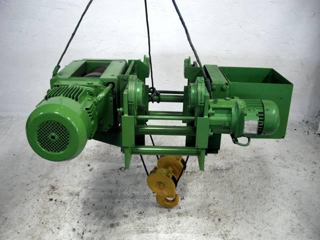 Stahl crane motors for Motors used in cranes